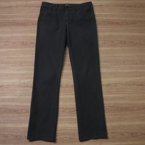 Lauren Ralph Lauren Heather Brown Long Pants